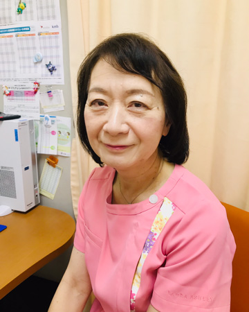院長 内田 智子