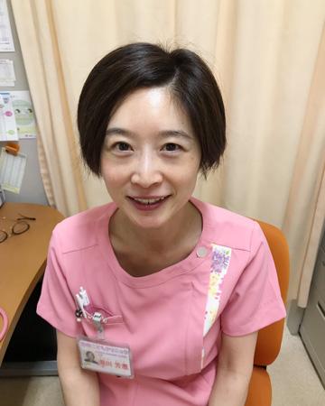 医師 瀬川 芳恵